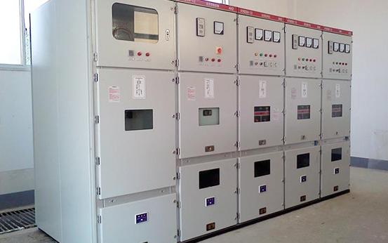青岛诺维亚在山东爱电定制KYN28高压柜、设备控制柜