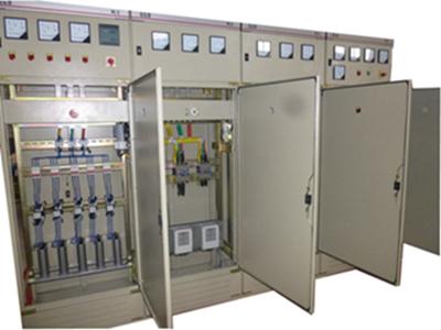 山东爱电GGD低压开关柜定制案例