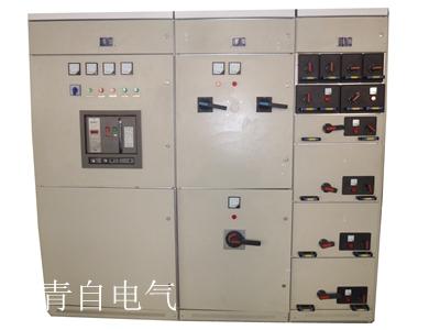 山东爱电MNS低压开关柜定制案例