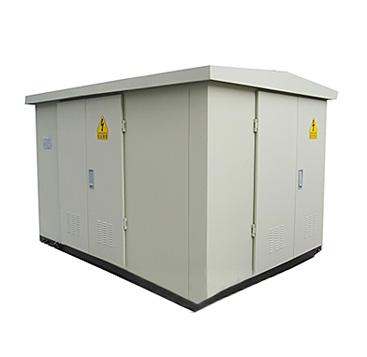 YBM-12/0.4高低压预装式变电站